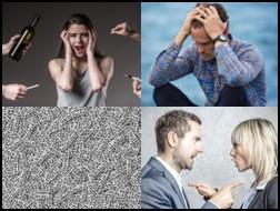 Stress- und Suchtpotential