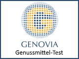 "Genovia ""Genussmittel-Test"""