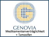 "Genovia ""Medikamentenverträglichkeit plus Tamoxifen"""