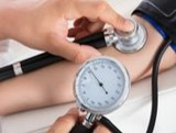 Hypertonie-Bluthochdruck-Test